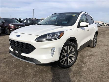 2020 Ford Escape Titanium (Stk: P9370A) in Barrie - Image 1 of 23