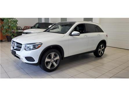 2017 Mercedes-Benz GLC 300 Base (Stk: 0743) in Edmonton - Image 1 of 21