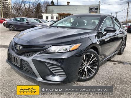 2018 Toyota Camry SE (Stk: 511933) in Ottawa - Image 1 of 25