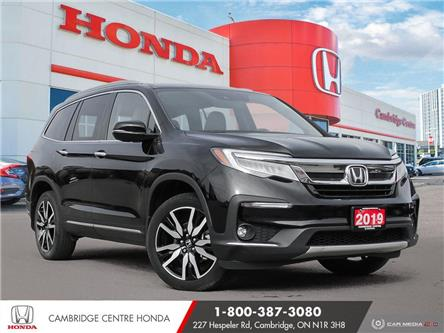 2019 Honda Pilot Touring (Stk: 21523A) in Cambridge - Image 1 of 27