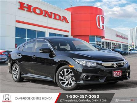 2018 Honda Civic EX (Stk: 21298A) in Cambridge - Image 1 of 27