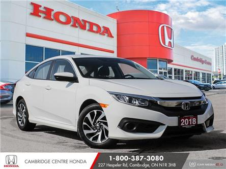 2018 Honda Civic SE (Stk: 21229A) in Cambridge - Image 1 of 27