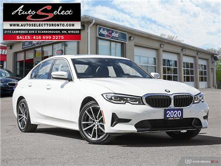 2020 BMW 330i xDrive (Stk: 3X21L121) in Scarborough - Image 1 of 27