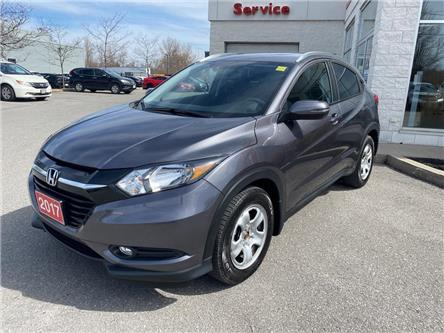 2017 Honda HR-V EX-L (Stk: 21143A) in Cobourg - Image 1 of 27