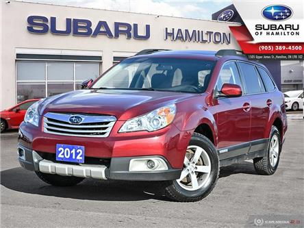 2012 Subaru Outback 2.5i Touring Package (Stk: S8683A) in Hamilton - Image 1 of 28