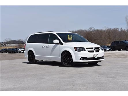 2019 Dodge Grand Caravan GT (Stk: U9601) in London - Image 1 of 22
