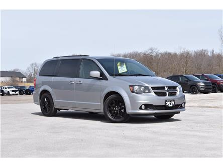 2019 Dodge Grand Caravan GT (Stk: U9602) in London - Image 1 of 22
