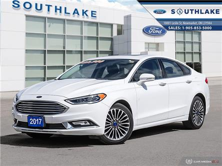 2017 Ford Fusion SE (Stk: P51639) in Newmarket - Image 1 of 27