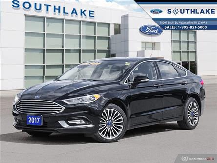 2017 Ford Fusion SE (Stk: P51637) in Newmarket - Image 1 of 27
