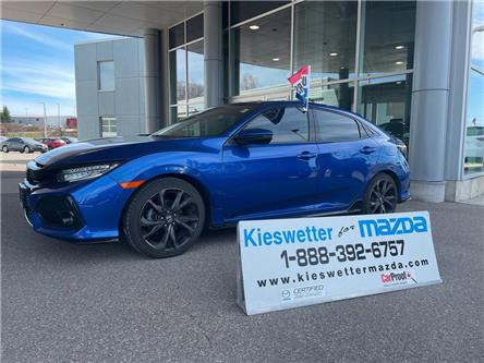 2018 Honda Civic Sport Touring (Stk: 36713A) in Kitchener - Image 1 of 30