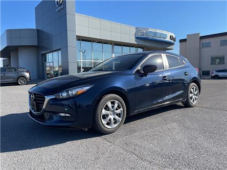 2018 Mazda Mazda3 Sport GX (Stk: 21t057a) in Kingston - Image 1 of 24