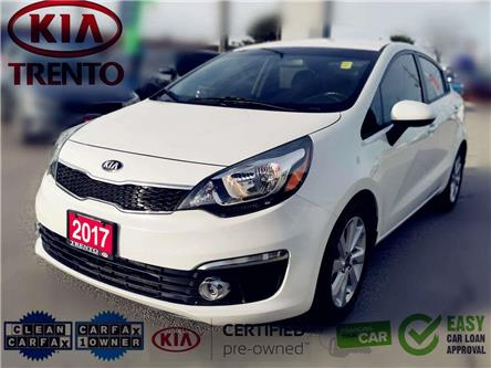 2017 Kia Rio  (Stk: 8521A) in North York - Image 1 of 22