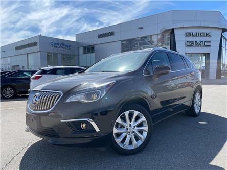 2018 Buick Envision Premium I (Stk: U002882) in Mississauga - Image 1 of 23