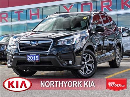 2019 Subaru Forester  (Stk: P0306) in Toronto - Image 1 of 30
