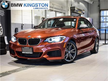 2018 BMW M240i xDrive (Stk: P1029) in Kingston - Image 1 of 26