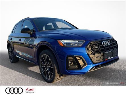 2021 Audi Q5 45 Progressiv (Stk: 21117) in Windsor - Image 1 of 30