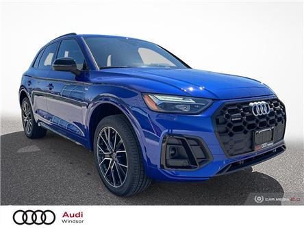 2021 Audi Q5 45 Progressiv (Stk: 21116) in Windsor - Image 1 of 30