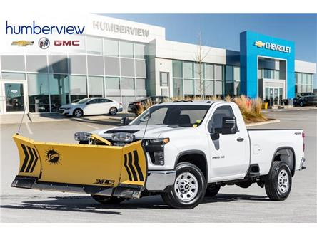 2021 Chevrolet Silverado 2500HD Work Truck (Stk: 21SL044) in Toronto - Image 1 of 17
