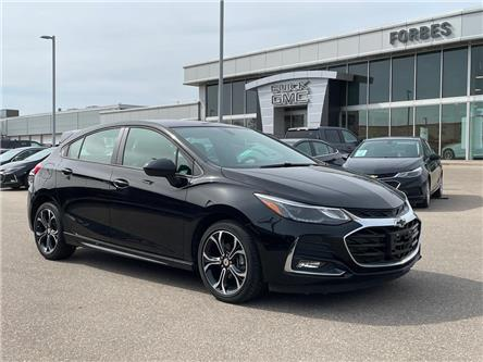 2019 Chevrolet Cruze LT (Stk: 629525) in Waterloo - Image 1 of 27