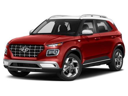 2021 Hyundai Venue Ultimate w/Black Interior (IVT) (Stk: MU102298) in Mississauga - Image 1 of 9