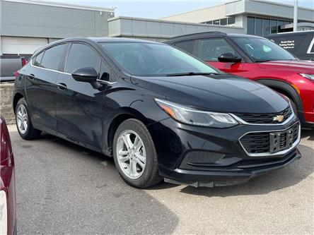 2018 Chevrolet Cruze LT Auto (Stk: 530783) in Waterloo - Image 1 of 25