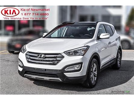 2015 Hyundai Santa Fe Sport 2.0T Limited (Stk: 210144A) in Newmarket - Image 1 of 21