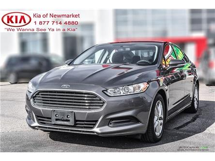 2013 Ford Fusion SE (Stk: 210234A) in Newmarket - Image 1 of 18