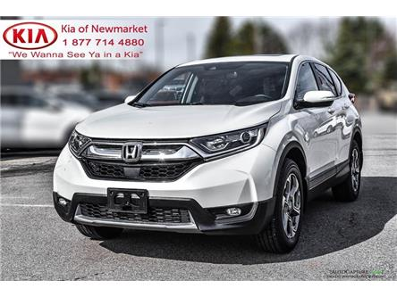 2018 Honda CR-V EX-L (Stk: P1373) in Newmarket - Image 1 of 26