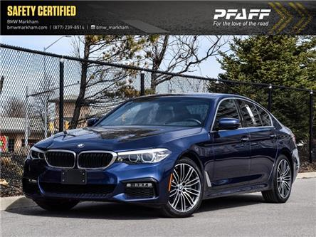 2018 BMW 530i xDrive (Stk: D14077) in Markham - Image 1 of 30