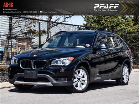2013 BMW X1 xDrive28i (Stk: O13966A) in Markham - Image 1 of 21
