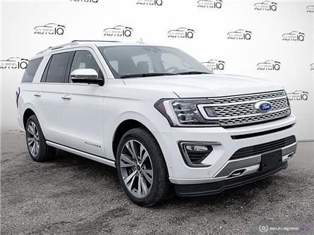 2020 Ford Expedition Platinum (Stk: S0733) in St. Thomas - Image 1 of 27