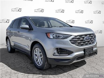 2021 Ford Edge SEL (Stk: S1172) in St. Thomas - Image 1 of 25