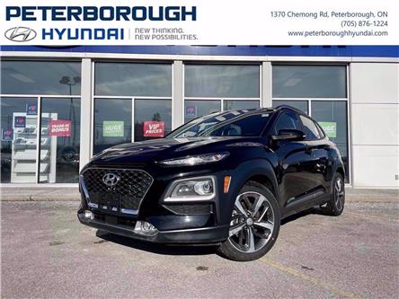 2021 Hyundai Kona Ultimate (Stk: H12853) in Peterborough - Image 1 of 28