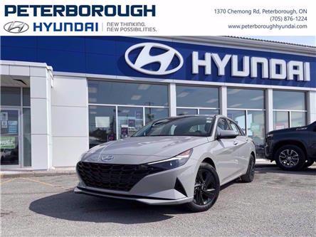 2021 Hyundai Elantra Preferred (Stk: H12864) in Peterborough - Image 1 of 26