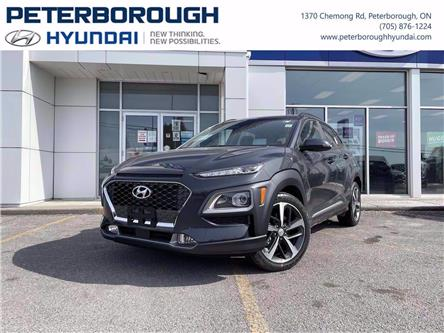 2021 Hyundai Kona Ultimate (Stk: H12848) in Peterborough - Image 1 of 29
