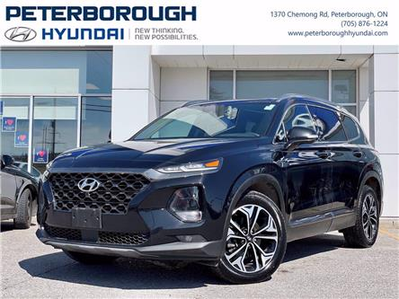 2019 Hyundai Santa Fe Ultimate 2.0 (Stk: H12877A) in Peterborough - Image 1 of 29
