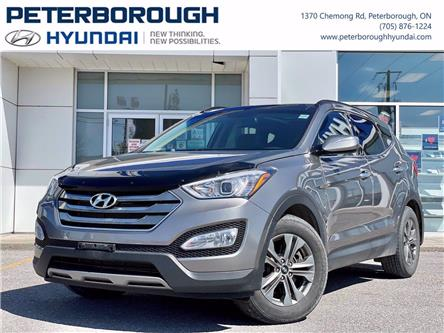 2016 Hyundai Santa Fe Sport 2.4 Premium (Stk: H12760A) in Peterborough - Image 1 of 29