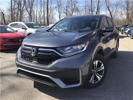 2021 Honda CR-V LX (Stk: 11245) in Brockville - Image 1 of 21