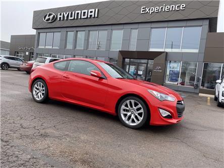 2015 Hyundai Genesis Coupe 3.8 Premium (Stk: U3762) in Charlottetown - Image 1 of 16