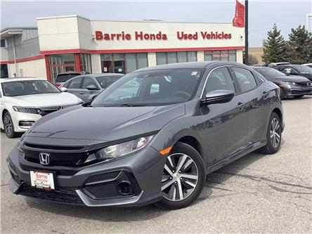 2020 Honda Civic LX (Stk: U20040) in Barrie - Image 1 of 23