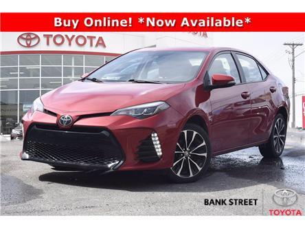 2017 Toyota Corolla SE (Stk: L28991) in Ottawa - Image 1 of 24