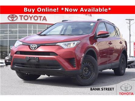 2016 Toyota RAV4 LE (Stk: L28880) in Ottawa - Image 1 of 22