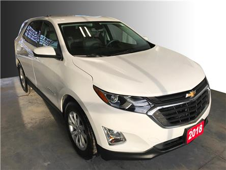 2018 Chevrolet Equinox LT (Stk: BB1016) in Stratford - Image 1 of 21