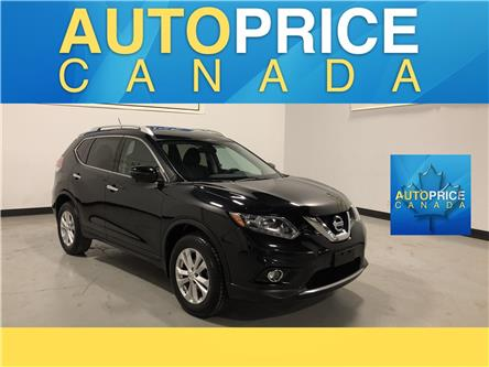 2016 Nissan Rogue SV (Stk: B2982) in Mississauga - Image 1 of 27