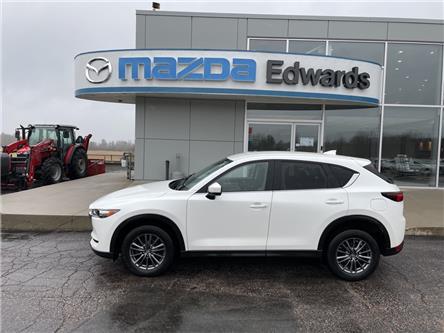2018 Mazda CX-5 GS (Stk: 22608) in Pembroke - Image 1 of 16