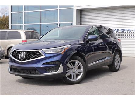 2019 Acura RDX Platinum Elite (Stk: 19572A) in Ottawa - Image 1 of 27