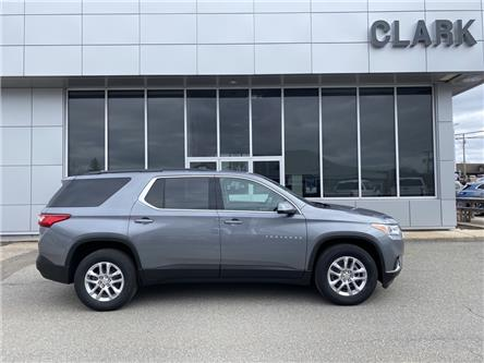 2021 Chevrolet Traverse LT Cloth (Stk: 21176) in Sussex - Image 1 of 13