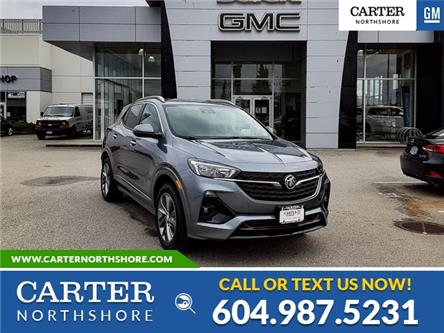 2020 Buick Encore GX Select (Stk: K5455T) in North Vancouver - Image 1 of 13