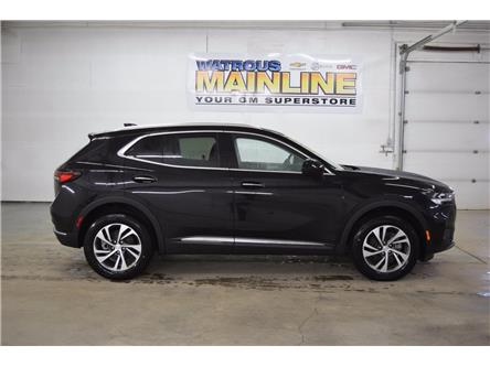 2021 Buick Envision Essence (Stk: M01243) in Watrous - Image 1 of 46