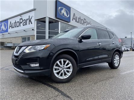 2019 Nissan Rogue SV (Stk: 19-09219RJB) in Barrie - Image 1 of 25